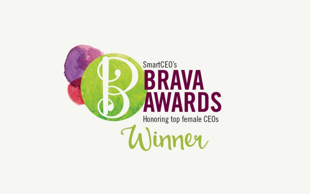 Brava Award presented to Jennifer Guthrie